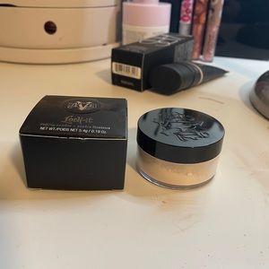 Kat Von D setting powder
